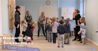 Video fra event i Børnehuset Ved Åen
