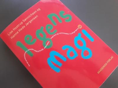 Ny bog fortæller om leg