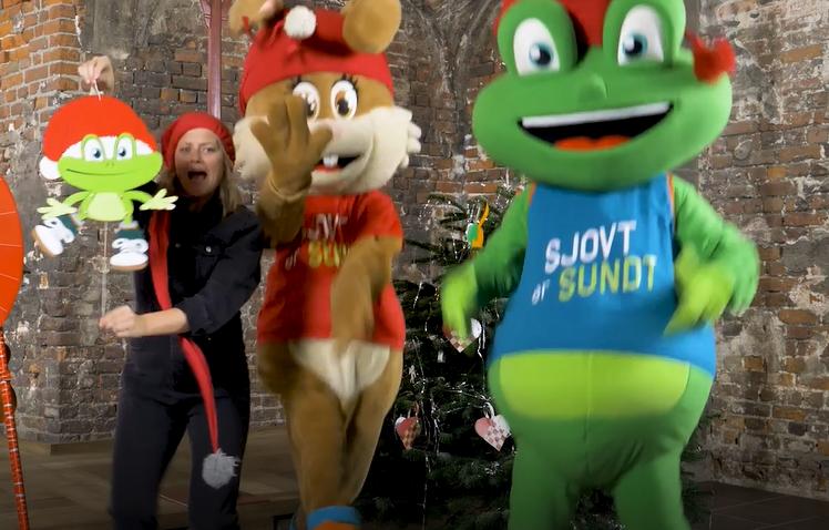 15. december | Hoppelines Julekalender