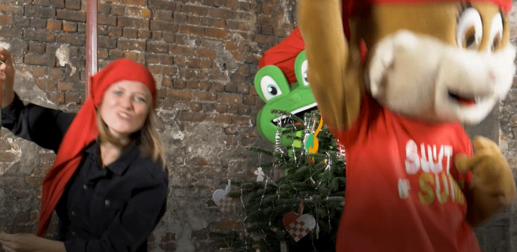16. december | Hoppelines Julekalender