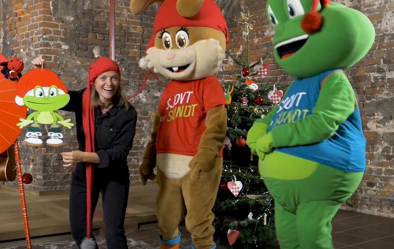 17. december | Hoppelines Julekalender