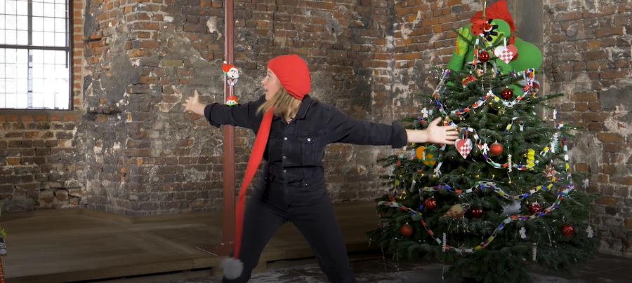 21. december | Hoppelines Julekalender