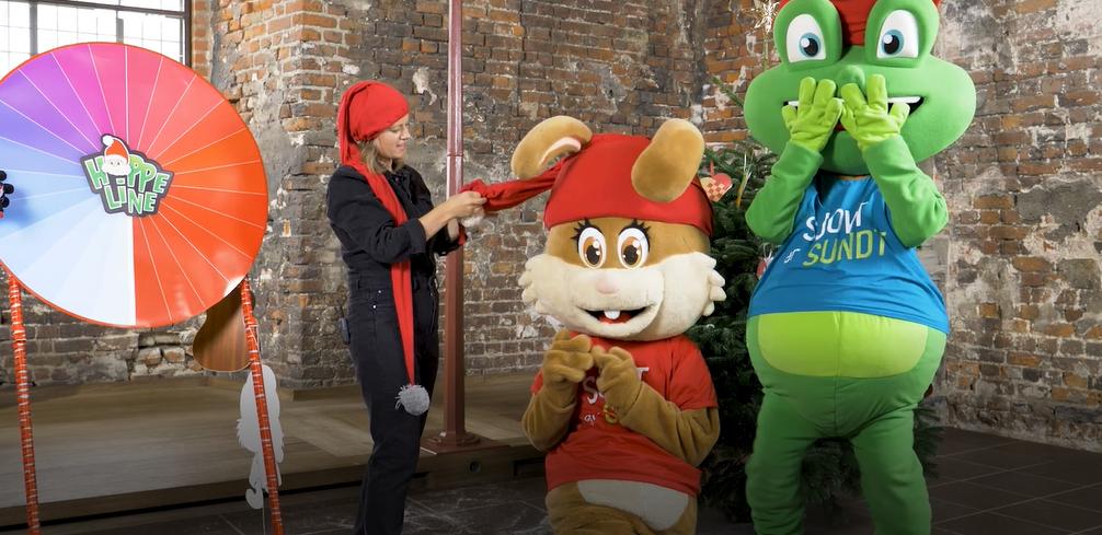 7. december | Hoppelines Julekalender
